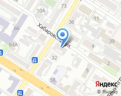 Компания Юридические бюро на карте города