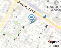 Компания Авантаж на карте города