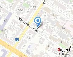 Компания Секонд-хенд на карте города