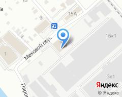 Компания ТехноГрэйд-Чита на карте города