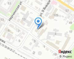 Компания Забайкальский центр сертификации на карте города