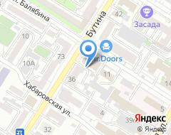 Компания Надежда на карте города