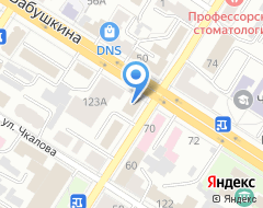 Компания Телец на карте города