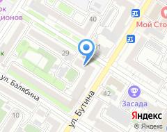 Компания Нотариус Гончар Н.В. на карте города