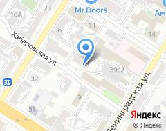 Компания Бин Страхование на карте города