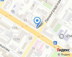 Компания Турбо Аудит на карте города