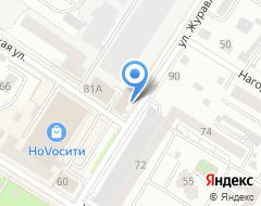 Компания Liqui Moly на карте города