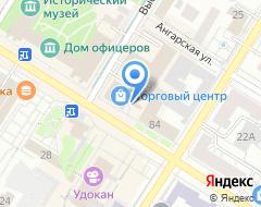 Компания EUROTEX на карте города