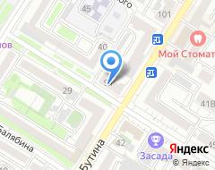 Компания Мастерская чудес на карте города