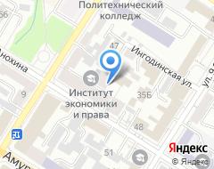 Компания Байкальский банк Сбербанка России на карте города