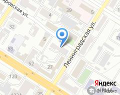 Компания Ассоциация юристов Забайкалья на карте города