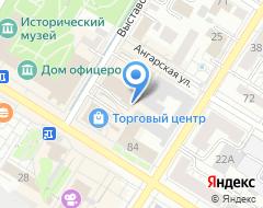 Компания Tomma на карте города