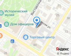 Компания WESTERN-S на карте города