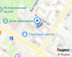 Компания VIKA на карте города