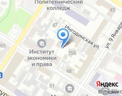 Компания СибТехРесурс на карте города