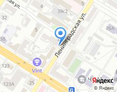 Компания СОГАЗ на карте города