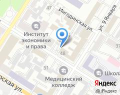 Компания Восток на карте города