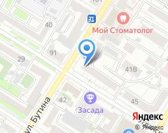 Компания Persona Grata на карте города