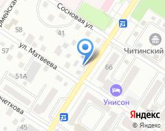 Компания Здоровье+ на карте города