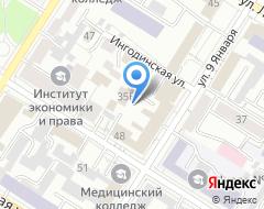 Компания Судебно-экспертное агентство на карте города