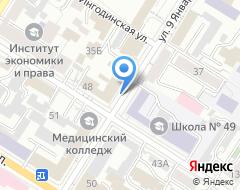 Компания ФЕДЕРАЛ на карте города