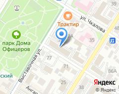 Компания Нотариус Колесникова Е.В. на карте города