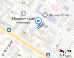 Компания АудиоПилот на карте города