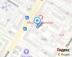 Компания Бубнов project на карте города