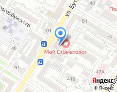 Компания ЦентрОбувь на карте города