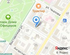 Компания БТИ на карте города