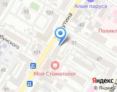 Компания Pulse на карте города