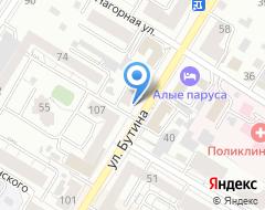 Компания Правый руль на карте города