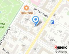 Компания Автошины от Николаевича на карте города