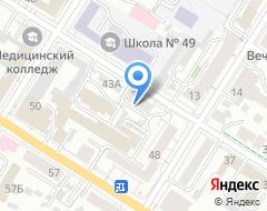 Компания Адвокатский кабинет Сидорова А.И. на карте города