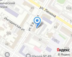 Компания Touch на карте города