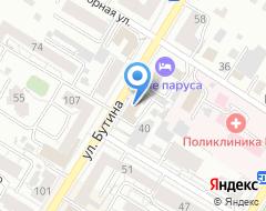 Компания Гарантийный фонд Забайкальского края на карте города