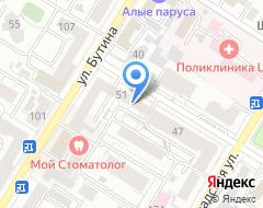 Компания ГравПринт на карте города