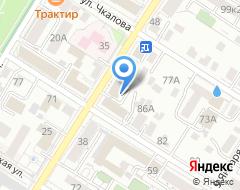 Компания Сбербанк на карте города