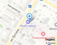 Компания Нотариус Степанова Т.Ф. на карте города