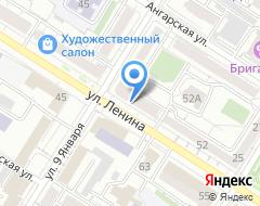 Компания Адвокат Макаров А.В. на карте города