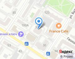 Компания Аверсонг Холдинг на карте города