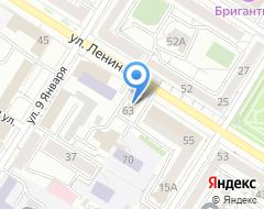 Компания Забайкальский Центр Оценки на карте города
