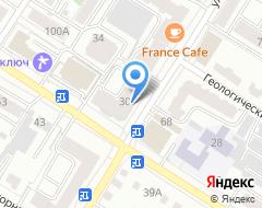 Компания Хрустальная туфелька на карте города