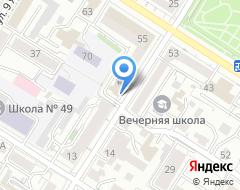 Компания Нотариус Шумилова А.В на карте города