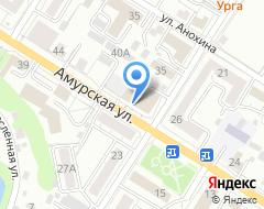 Компания АГНИСТ на карте города