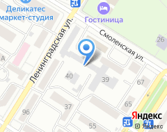 Компания Сибирь центр недвижимости на карте города