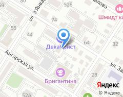 Компания ЭНЕРГОАУДИТКОНТРОЛЬ на карте города
