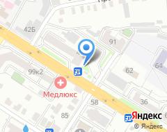 Компания Граверная мастерская на карте города