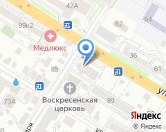 Компания Траст на карте города