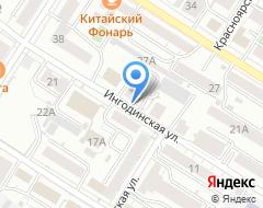 Компания РОС-СНАБ на карте города